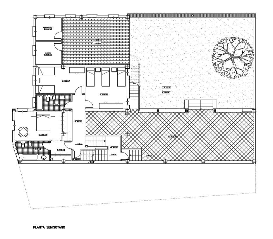 Vivienda unifamiliar en granada fl arquitectos estudio - Estudio arquitectura granada ...