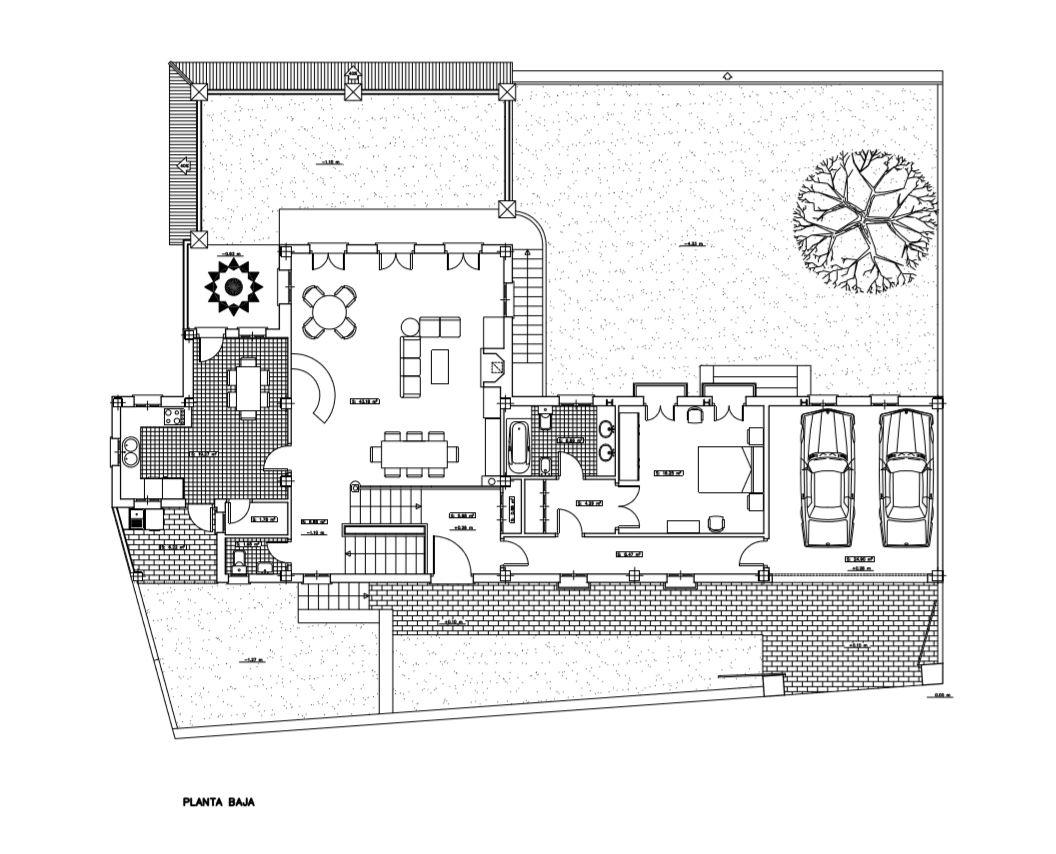 Single family house in granada fl arquitectos estudio - Estudio arquitectura granada ...